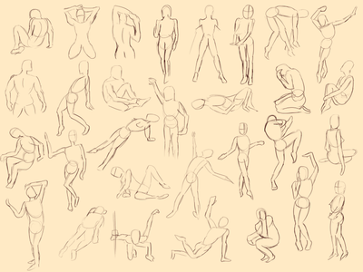 30 gestures in 20 min