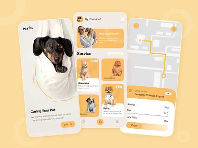 Pet Ok App 🐾 medicine