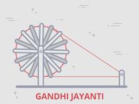 October 2nd - Gandhi Jayanti