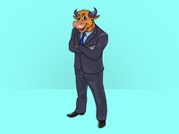 The Corporate Bull