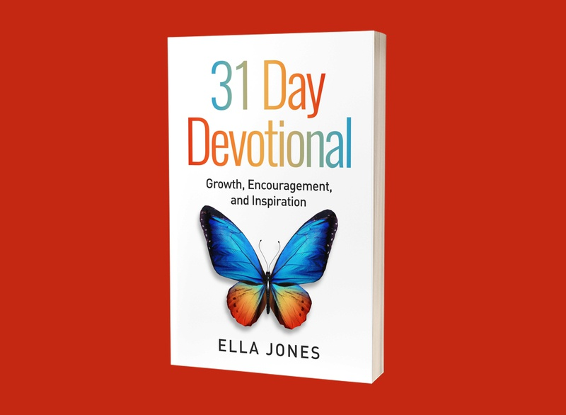 31 Day Devotional Cover