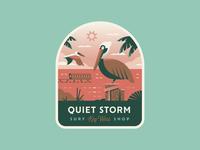 Quiet Storm Pelican