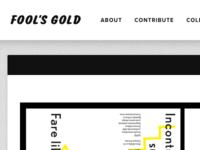 Fool's Gold - Beta Screenshot