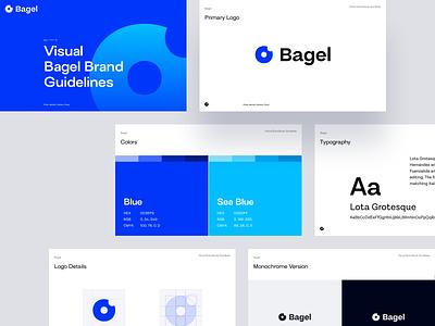 Bagel – Branding ui symbol graphic work design identity branding brand mark logo