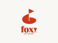 Fox + Golf Logo Concept / For Sale