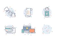 Icons / Illustrations