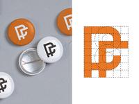 PF Monogram Logo Exploration pt I
