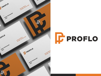 Proflo approved logo design