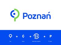 Poznan Logo Design