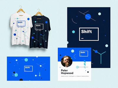 Shift Dev Conference '18 Visual Identity vector illustration graphic icon work design hire brand shift split croatia branding identity visual developement dev conference conf mark logo