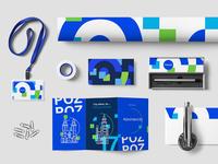Poznan City Visual Identity Full Project