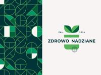 Zdrowo Nadziane Logo Design pt. II Exploration