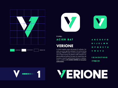 VERIONE - Biometric ID verification system