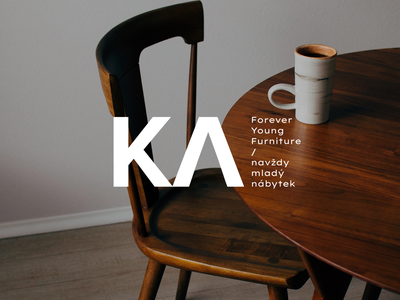 Kanape | Logo new visual vector design branding graphic prague logotype logo typography furniture