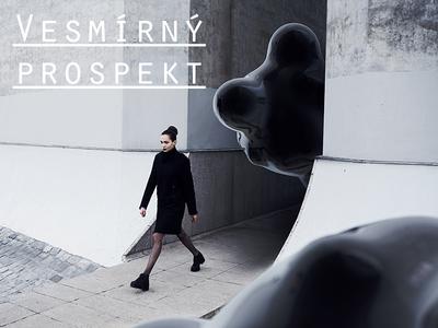Vesmírný prospekt /fashion editorial