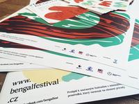 Bengál promotion materials