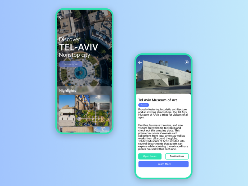 Discover Tel-Aviv | Travel Guide