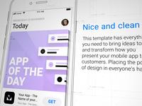 In-Store Mobile App Promo