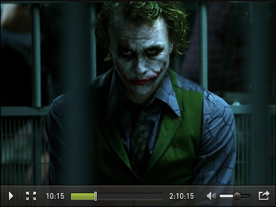 Video Player video player ui