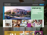 Residential Web Design Concept