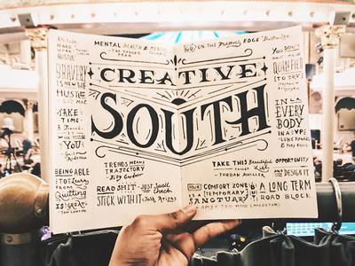 Creative South Notes