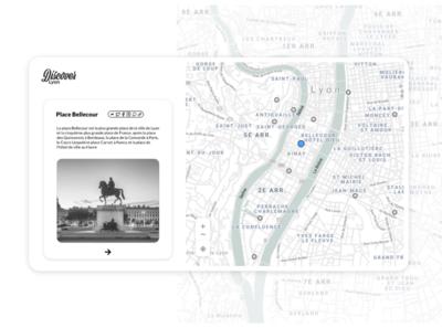 DailyUI - 029 / Map