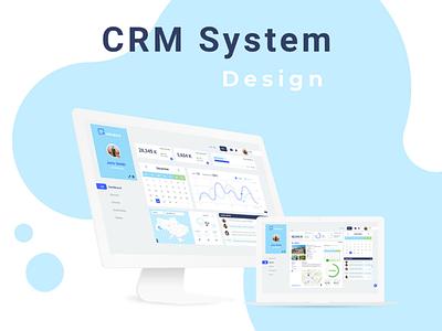 CRM concept crm app crmdesign crm icon ux logo ui app animation design daily design art branding design