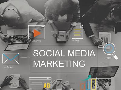Social Media Marketing digital design ux web ui digitalart logo design branding
