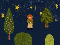 Forest in Space