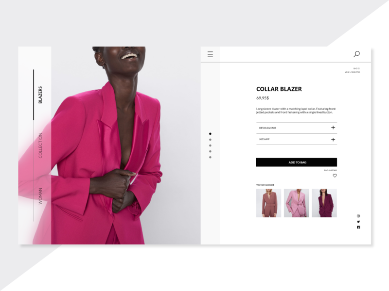 Daily UI Challenge #e-commerce