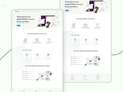 Beep - Web UI app web design web ui web app branding ui ux design