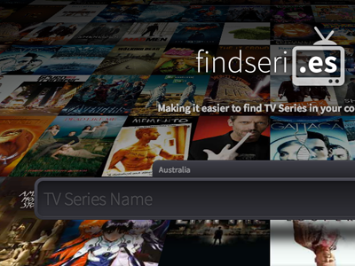 findthin.gs css3 3d transform search tv movies