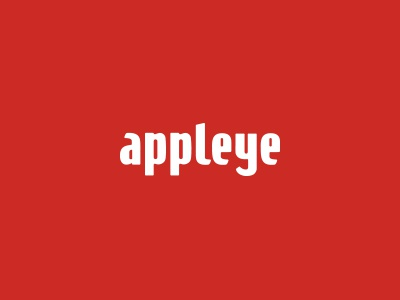 Appleye wordmark