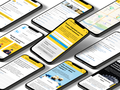 Service for builders analytic ux product service design figma ui