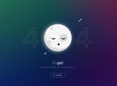 """DailyUI 008 """"404 page"""" 404 page web minimal web design ui daily 100 challenge dailyuichallenge dailyui"""