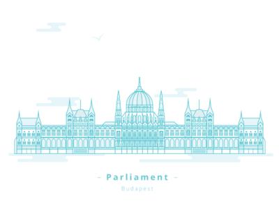 Parliament - vol2 hungary hungarian pest budapest parliament