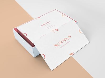 Norman - branding logo identity branding norman carddesign business