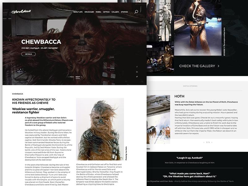 Website for Chewbacca website star wars chewbacca chewie