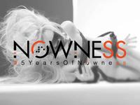Nowness Logotype Anniversary