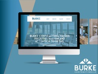 GRAPHIC INTERFACE DESIGN FOR BURKE