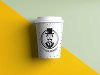 Mr. Golfeado Cup Design