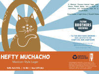 Hefty Muchacho Can Label by Emily Small