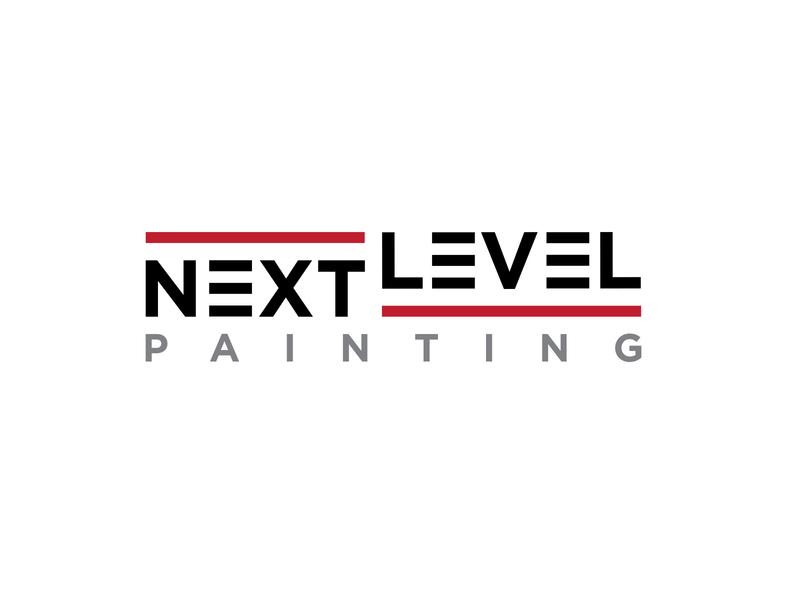 Next Level Painting - Logo Design