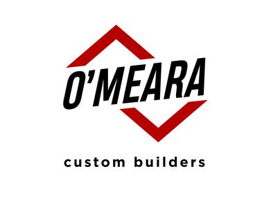 O'Meara Custom Builders - Logo Design
