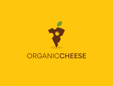 Crisp logo for the cheese shop.