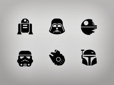 Star Wars Glyphs