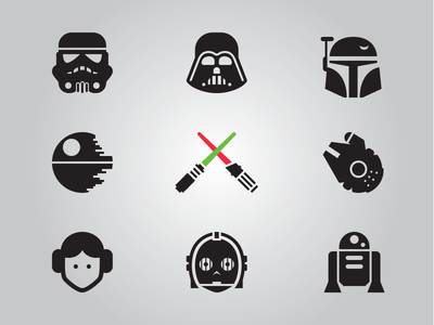Star Wars Glyphs, Updated