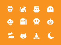 Halloween Icons - Free