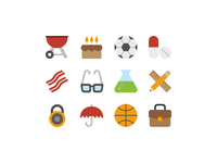 Even More Symbolicons Flat