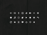 QLab 3 UI Icons
